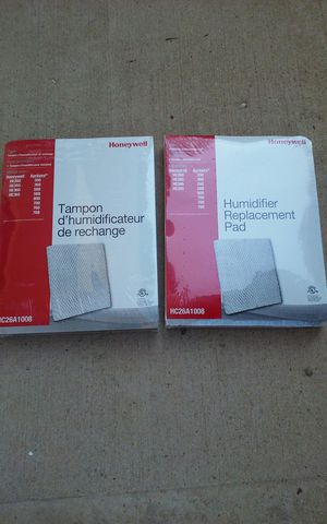 BRAND NEW FILTERS FOR HUMIDIFIER for Sale in Schaumburg, IL