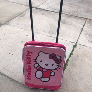 Hello Kitty Suitcase for Sale in Long Beach, CA