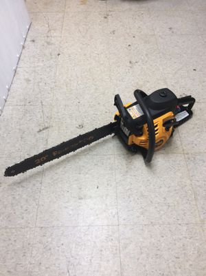 "Poulan Pro PP5020AV 20"" Chainsaw **NOT STARTING** Selling **AS IS** OBO (18-251) for Sale in Laurel, MD"