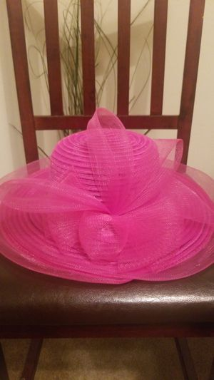 HOT Pink 'Derby' Hat for Sale in Florissant, MO