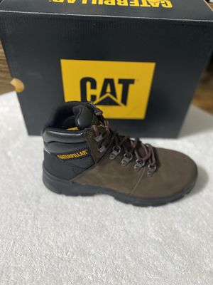 CATERPILLAR WORK BOOTS CHARGE STEEL TOE for Sale in Los Angeles, CA
