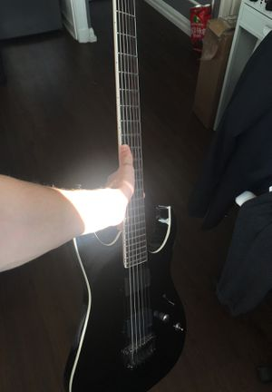 Ibanez Baritone RIGB6 Active Pickups Electric Guitar for Sale in Los Angeles, CA