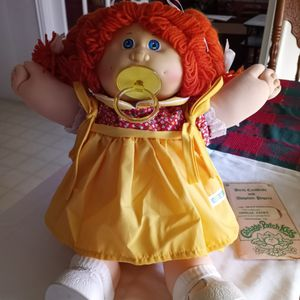 1985 Cabbage Patch Doll for Sale in Houston, TX