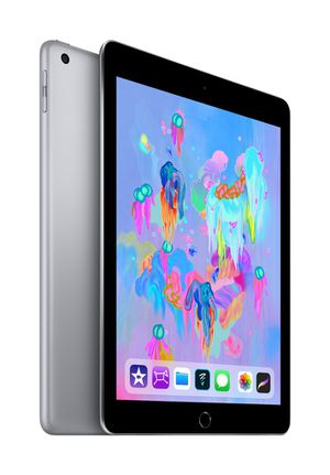 6th gen 32 g iPad WiFi + phone service for Sale in San Francisco, CA