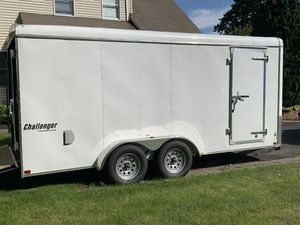 2019 7x16 enclosed trailer for Sale in Freehold, NJ