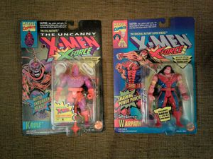 X-MEN ACTION FIGURES for Sale in Portland, OR