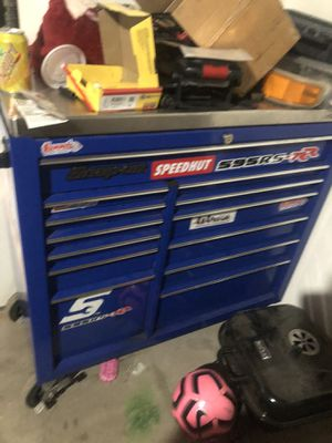 Snap on tool box for Sale in Apple Valley, CA