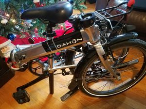Dahon Mariner D8 Folding bike for Sale for sale  New York, NY