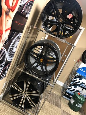 Wheels & tires! Best prices, ask for your bolt pattern for Sale in Pompano Beach, FL