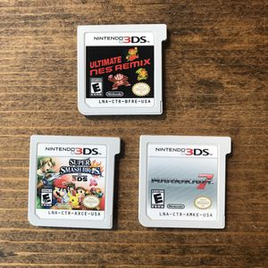Nintendo 3DS Games for Sale in Mesa, AZ