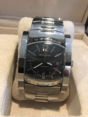 Bvlgari Assioma AA48S. Men's XL watch for Sale in Seattle, WA