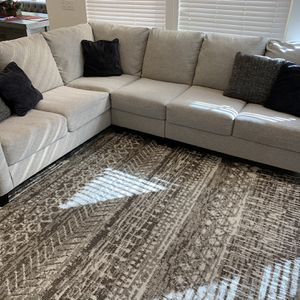 Ashley's Furniture Sectional for Sale in Irvine, CA