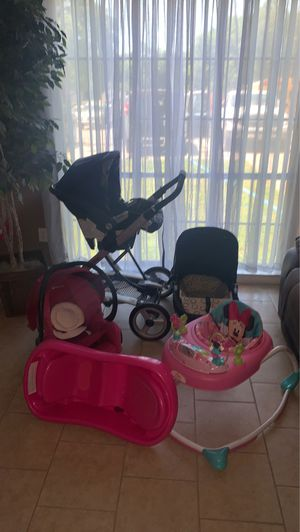 Baby stroller, baby carrier etc... for Sale in Austin, TX