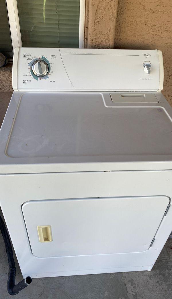 Washer $50. Dryer $30