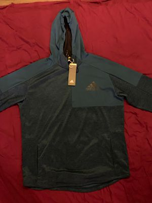 Brand New Adidas Hoodie blue for Sale in San Diego, CA
