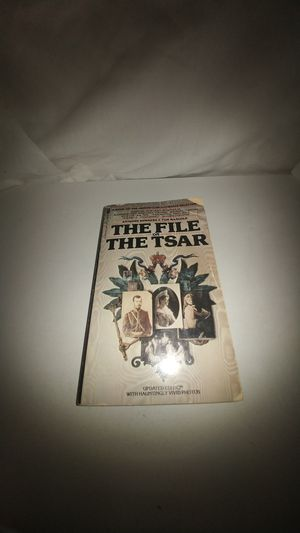 The File on the Tsar by Anthony Summers and Tom Mangold 1978 Used for Sale in La Habra Heights, CA