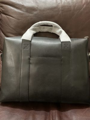 NEW Jack Spade Black Wesson Leather Messenger Bag for Sale in Brooklyn, NY