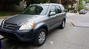 Honda CRV 2006 110000miles, Great condition! for Sale in New York, NY