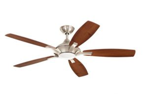 New!- 52in Indoor Ceiling Fan Peterford LED-Home Decorators Collection for Sale in North Randall, OH
