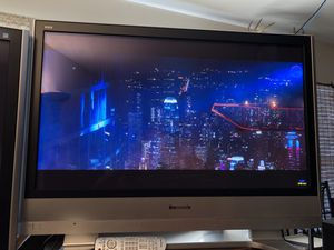"Panasonic TV 42"" plasma with remote for Sale in Centreville, VA"