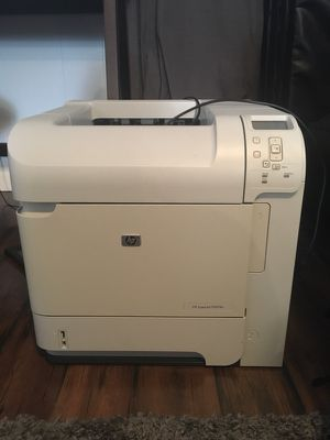 HP LaserJet P4014n printer. for Sale in Bowling Green, OH