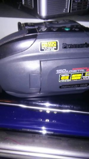 Panasonic palmcorder for Sale in Escalon, CA