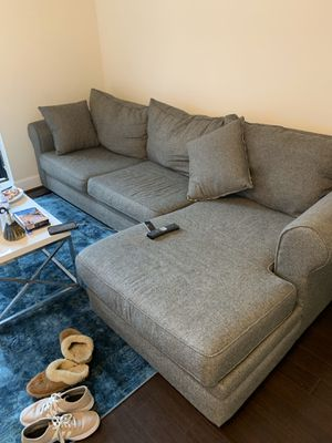 Grey Sectional for Sale in Washington, DC