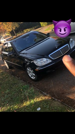 2000 S430 Benz for Sale in Seattle, WA