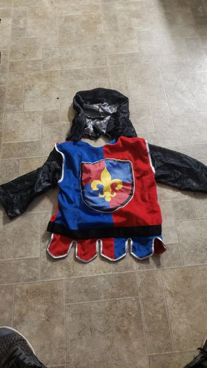 Medieval Knight toddler (4-6) costume for Sale in Whittier, CA