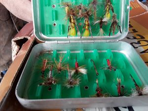 Fishing Flies. for Sale in Oklahoma City, OK
