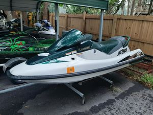 Kawasaki 900 hull only free with title for Sale in Odessa, FL