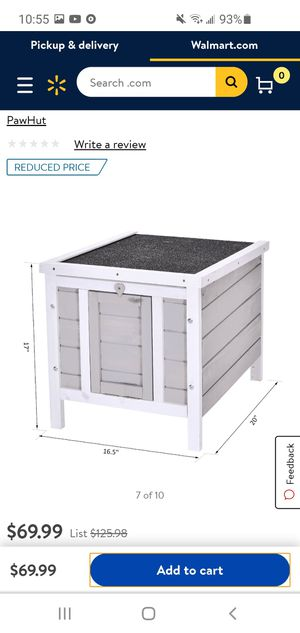 Small dog or cat house for Sale in Salt Lake City, UT