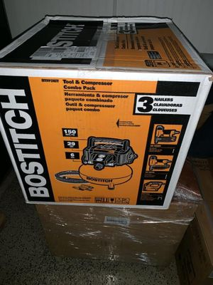 Tool & Compressor Combo Pack for Sale in Brookfield, IL