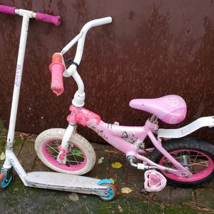 Bike And Scooter for Sale in Portland, OR