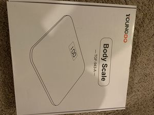 Smart body fat scale for Sale in Kenmore, WA
