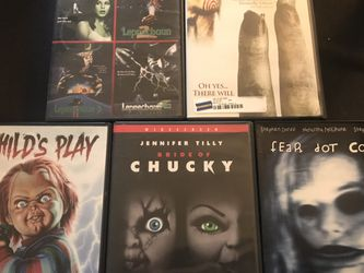 DVD Horror Bundle for Sale in Kirkland,  WA