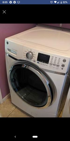 GE washer and dryer set for Sale in Adelanto, CA