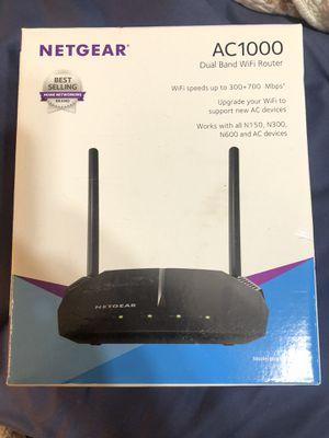 Netgear AC 1000 WiFi Router for Sale in San Antonio, TX