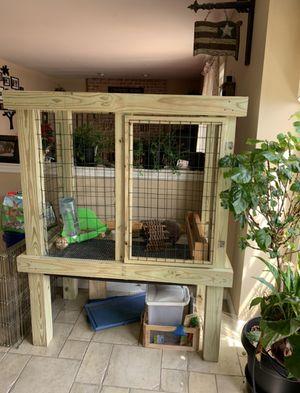 Custom Rabbit Cage for Sale in Shillington, PA