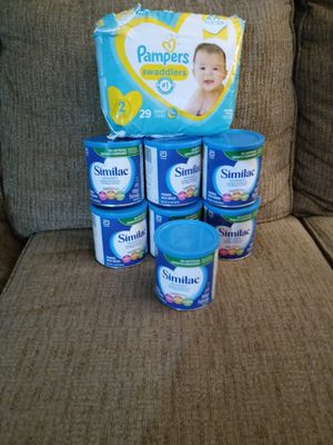 Infant Formula Similac Advance 12oz cans for Sale in Bristol, CT