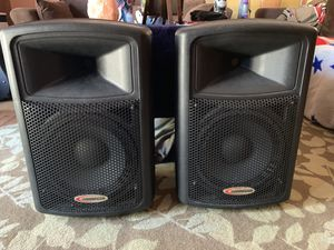 Harbinger APS12 Active PA Speakers for Sale in Las Vegas, NV
