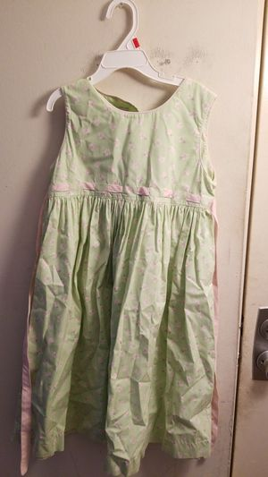 Girls pink and green dress for Sale in Essex, MD