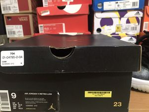Air Jordan 11 Retro Low Barons for Sale in Fairfax, VA