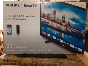 philips tv 32 inch new in box for Sale in Lake Worth, FL
