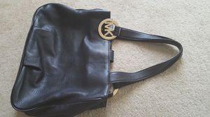 Mk leather bag for Sale in Stone Ridge, VA