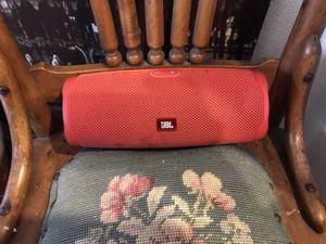 Jbl charge 4 speaker for Sale in San Diego, CA