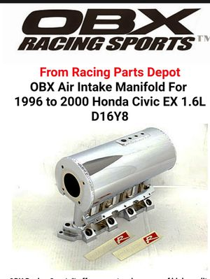 OBX Air Intake Manifold NEW for Sale in Miami, FL