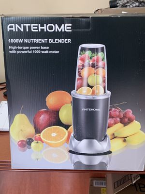 New antehome 1000w nutrient blender for Sale in Stoughton, MA