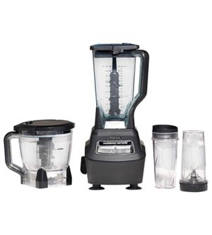 Ninja Mega Kitchen System (BL770) Blender/Food Processor with 1500W Auto-iQ Base, 72oz Pitcher, 64oz Processor Bowl, (2) 16oz Cup for Smoothies, Doug for Sale in Los Angeles, CA