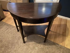 Vintage console table for Sale in Lake City, MI